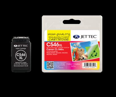 Jet Tec Tintenpatrone (color) [C546XL]