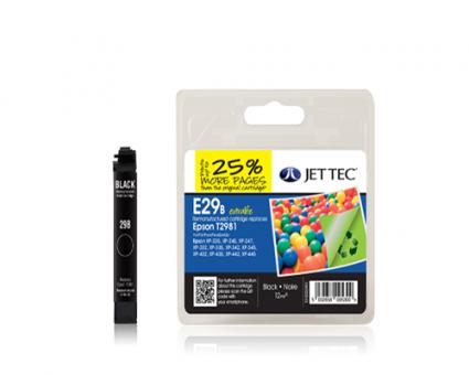 Jet Tec Tintenpatrone (schwarz) [E29B]