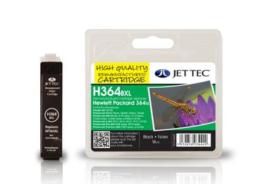 Jet Tec Tintenpatrone (schwarz) [H364BXL]