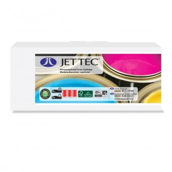 Jet Tec Tonerkartusche (schwarz) [B1050]