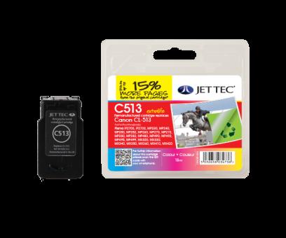 Jet Tec Tintenpatrone (color) [C513]