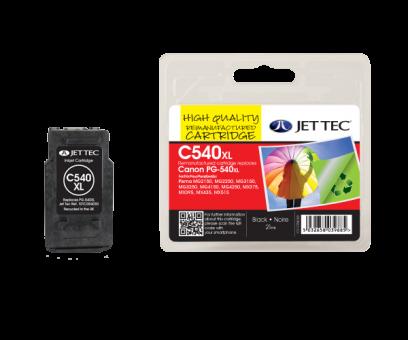 Jet Tec Tintenpatrone (schwarz) [C540XL]