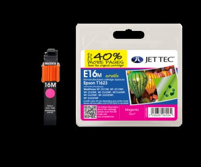 Jet Tec Tintenpatrone (magenta) [E16M]