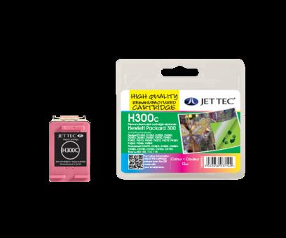 Jet Tec Tintenpatrone (color) [H300C]