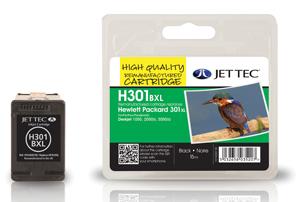 Jet Tec Tintenpatrone (schwarz) [H301XLB]