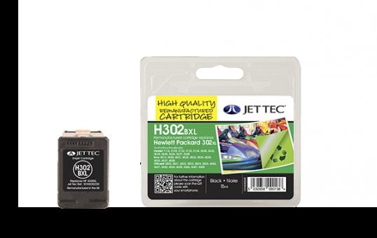 Jet Tec Tintenpatrone (schwarz) [H302BXL]