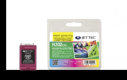 Jet Tec Tintenpatrone (color) [H302CXL]