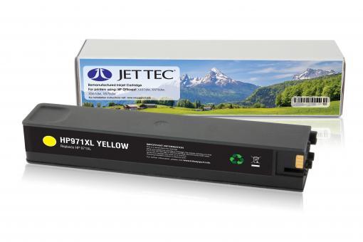 Jet Tec Tintenpatrone (gelb) [H971YXL]