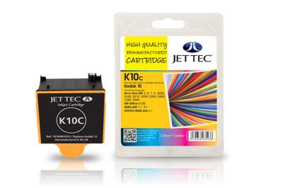 Jet Tec Tintenpatrone (color) [K10C]