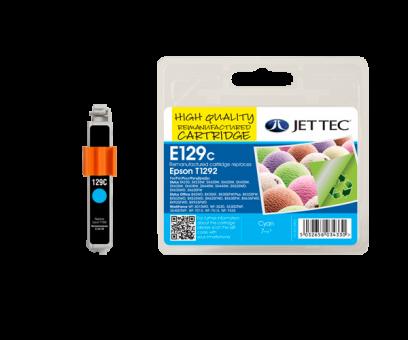 Jet Tec Tintenpatrone (cyan) [E129C]